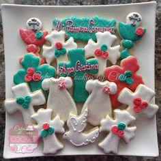 Baptism & First Communion Cookies