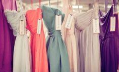bridesmaids elegance