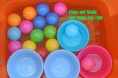 activities for kids in summer