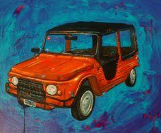 #arts #car #autos #carros #mehari #1972 #paint #pablorios #pabloivanrios #tucumán