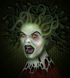How to Make a Medusa Costume -- via wikiHow.com