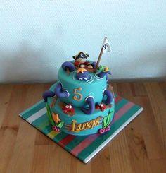 Voorbeeld piratentaart