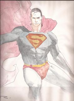 Superman by Esad Ribic