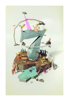 Posts about low poly written by adrianejoseph Illustration Arte, Illustrations, Graphic Design Illustration, Low Poly, Vitrine Design, 3d Cinema, 3d Typography, 3d Studio, 3d Artwork