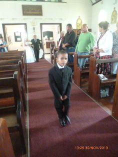 Cohen in the Church
