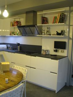 Cucina Noblesse ASTER laccata lucida