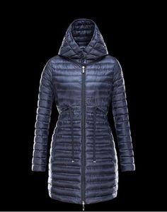ffb4ea121d5d ... achats Moncler Femme Doudoune. 2016 Moncler BARBEL Women Down Coat  Bright Blue