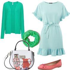 mi vesto bene con poco  outfit donna Trendy per tutti i giorni  fcec8475671