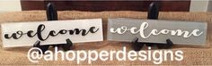 Check me out on FaceBook @ahopperdesigns