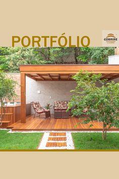 Rustic Pergola, Modern Pergola, Pergola Patio, Courtyard Design, Patio Design, Diy Wood Planters, House Roof Design, Terraced Backyard, Patio Slabs