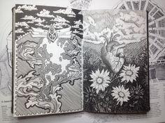 Peter Draws' Sketchbook - Imgur