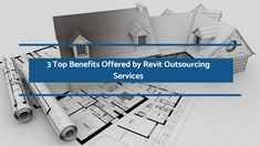 Revit Outsourcing Services offers several powerful tools for producing perfect 3D models and accurate 2D orthographic projections. This post enumerates many benefits offered by a Revit expert in helping you make your project more efficient.
