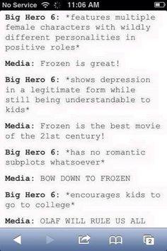 Stop it media. Just stop...>>>.plus big hero six has dan and Phil soooo.....<< big hero 6 has fall out boy
