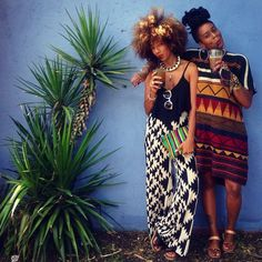 African fashion is available in a wide range of style and design. Whether it is men African fashion or women African fashion, you will notice. Bohemian Mode, Bohemian Style, Boho Chic, African Inspired Fashion, African Print Fashion, Look Fashion, Fashion Outfits, Punk Fashion Style, Fall Fashion