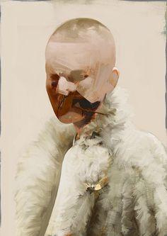 Anat00myBoldFemaleHeadStudy, Mateja Petkovic on ArtStation at…