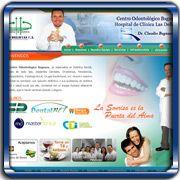 Organización:   Centro Odontológico Bagnara;   Ubicación:   Maracay - Venezuela;   Enlace:   http://www.claudiobagnara.com;   Segmento:  Salud y Bienestar Social;   Año:   2009