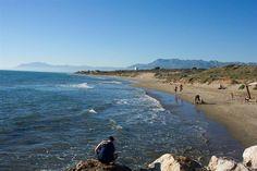 Playa de Cabopino - Marbella (Espagne)