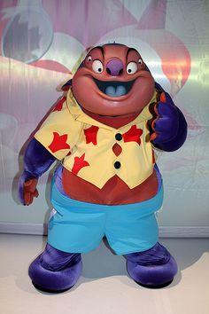 *JUMBA JOOKIBA ~ at Disney Character Central
