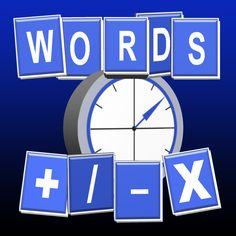 Word Game App is based on Countdown (Letters and Numbers) tv game. Challenging - several word and one number game to test and improve skills for all ages. Number Games, Word Games, Letter Games, Longest Word, Math Words, Daily Challenges, Played Yourself, Game App, Matching Games