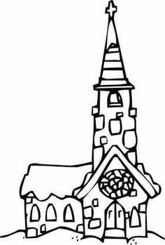 http://www.drsdesigns.com/christmas-village-church/