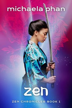 Zen Chronicles Series - Asian Fantasy / Action Series Premade Book Covers For Sale @ Beetiful Book Covers #premade #bookcover #series #beetiful
