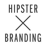 Do you prefer minimalistic and monochromatic design? If so you just might be a hipster and these famous brands have been redesigned for you!