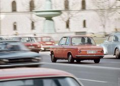 1968 BMW 2002. The color I want.
