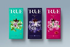 TRUE (Concept) on Packaging of the World - Creative Package Design Gallery