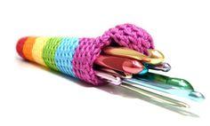Crochet Hook Case - Tutorial  ❥ 4U // hf