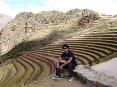 Acabo de compartir la foto de Henry Ruiz Campos que representa a: Ollantaytambo III