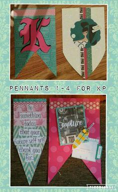 Banner for Kelsey's dorm