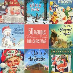 simple as that: 50 Fabulous Children's Books for Christmas