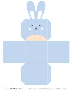 http://makeandtell.com/diy-printable-easter-bunny-boxes/