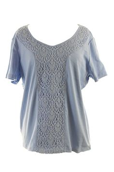 lucky brand women's plus-size geo tie-front top * new and awesome