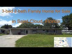 3-bed 2-bath Family Home for Sale in Saint Cloud, Florida on florida-magic.com - http://jacksonvilleflrealestate.co/jax/3-bed-2-bath-family-home-for-sale-in-saint-cloud-florida-on-florida-magic-com/