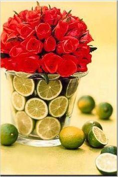 fruit + flowers