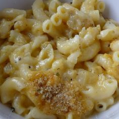 Macaroni and Cheese (Recipe from Better Homes and Gardens New Cookbook)