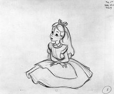Pics For > Disney Animation Sketches