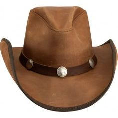 CYCLONE, This hat provides you with a handcrafted pinch on the crown that gives you an extra western appeal.