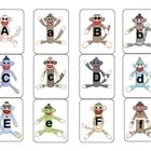 This is just a cute little Sock Monkey themed activity I made to practice letter recognition and identifying pairs of letters.  If you enjoy this g...
