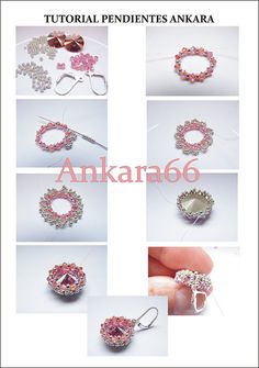Tutorial pendientes Ankara, via Flickr.