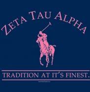 Zeta Tau Alpha: Tradition at It's Finest