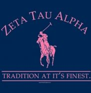 Zeta Tau Alpha: Tradition at It's Finest