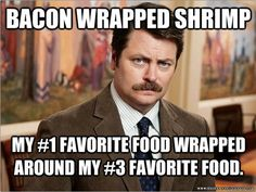The Best Ron Swanson Food Quotes - BuzzFeed Mobile