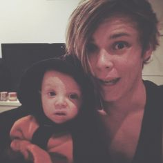 OMG, WHY HAVE I NEVER SEEN THIS?! I'M HAVING HEART TROUBLES, GO TO THIS LINK AND THERE ARE A BUNCH OF RARE 5SOS PICS:  http://rebloggy.com/post/mine-all-5sos-5-seconds-of-summer-ashton-irwin-calum-hood-luke-hemmings-michael/67042335559