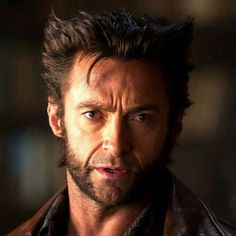 The Wolverine beard from the X-Men movies may be Hugh Jackman's most famous beard style. Equal parts badass and stylish, Wolverine's facial hair is a combination of mutton chops and…View Logan Wolverine, Marvel Wolverine, Wolverine Hair, Wolverine Movie, Hq Marvel, Marvel Dc Comics, Marvel Heroes, Wolverine Costume, X Men