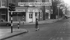 Gipsy Road & Norwood High Street, West Norwood