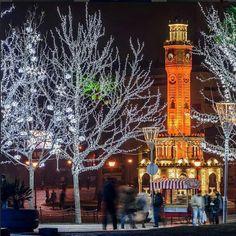 A fairy tale at @cityofizmir. #cityofizmir  #izmir