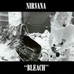 """nirvana """"bleach"""""""