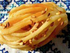 Boechnika of spaghetti chebakia #marokko #marokkaanse keuken